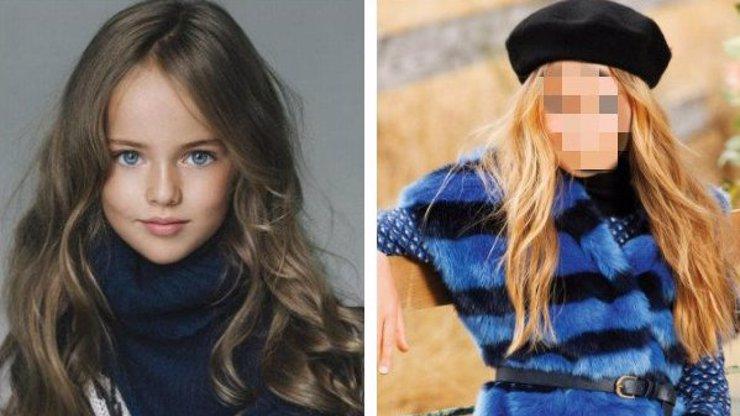 Ta ale vyrostla! Takhle dnes vypadá nejkrásnější holčička světa Kristina Pimenová