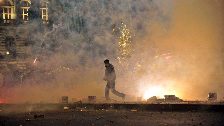 Dvacet mrtvých v Káhiře. Explodovala munice pro teroristy