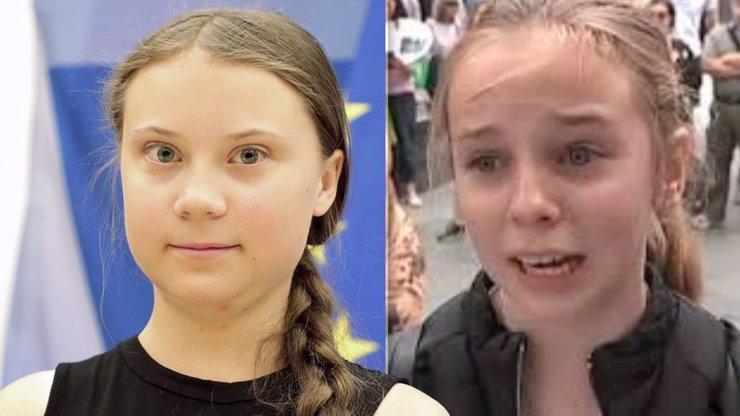 Nejen cestovatelka časem: Greta Thunberg je prý pouhou rolí této australské herečky