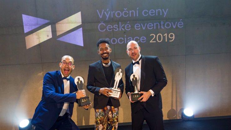 Oscara ze nejlepší event vyhrál Yemi a jeho crew
