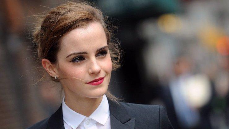 Emma Watson se nechce fotit s fanoušky: Z čeho má strach