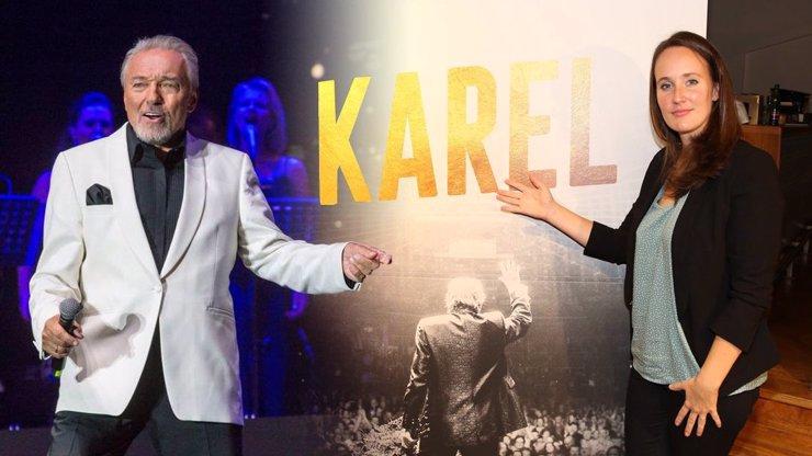 Režisérka filmu Karel: Nemohla jsem se hroutit, on by to nechtěl, říká Olga Špátová