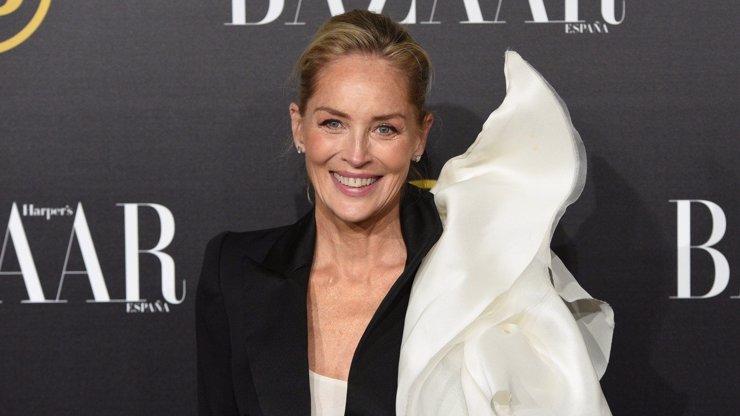 Sharon Stone vyhodili ze seznamky: Herečka má nový profil a hledá citlivého muže
