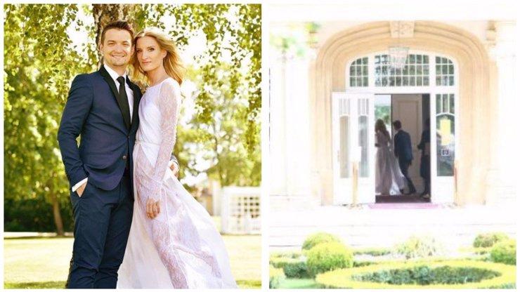 To musíte vidět: Adela Banášová se předvedla ve svatebním a neuvěřitelně zkrásněla!