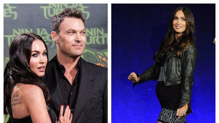 Rozvádějící se Megan Fox je potřetí těhotná: Je otcem David z Beverly Hills?