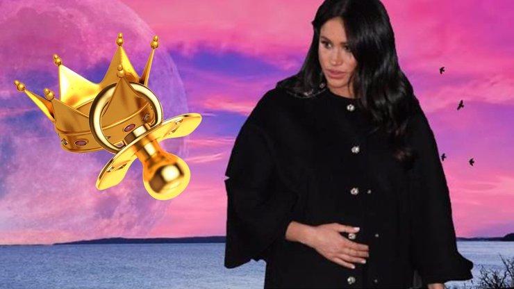 Co hvězdy předpovídají královskému miminku: Bude celé po babičce princezně Dianě