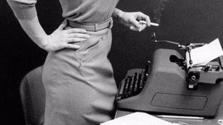 RETRO NÁS BAVÍ: Ještě když jsme ťukali do psacích strojů...