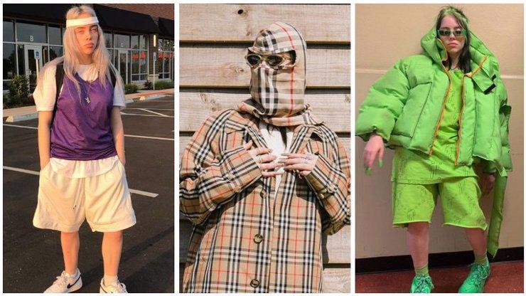 Originální styl Billie Eilish (18): Podívejte se na 15 nejšílenějších outfitů modly mladých