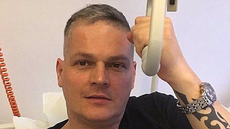 Poslední chvíle expřítele Dary Rolins Petra Vlasáka (†45): Plakal bolestí a přál si zbavit utrpení