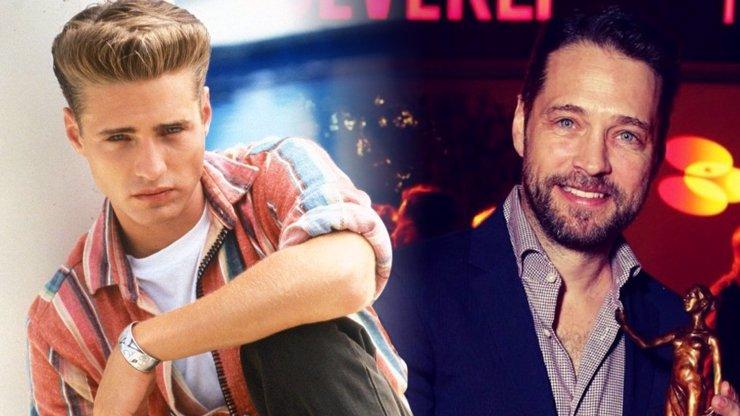 Jason Priestley slaví 51 let: Z fešáka Brandona z Beverly Hills 90210 je dnes zodpovědný otec