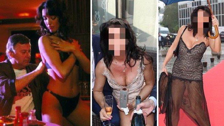 Striptérka z Discopříběhu pořád ukazuje našlapaný dekolt! A to už oslavila 50 let!