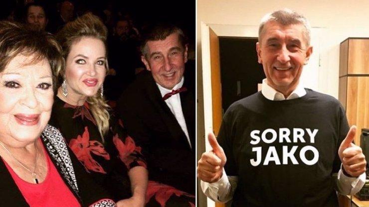 Andrej Babiš se směje slavné novinářce! Dotace na Čapí hnízdo? ALE JÁ NIC NEPODÁVAL!
