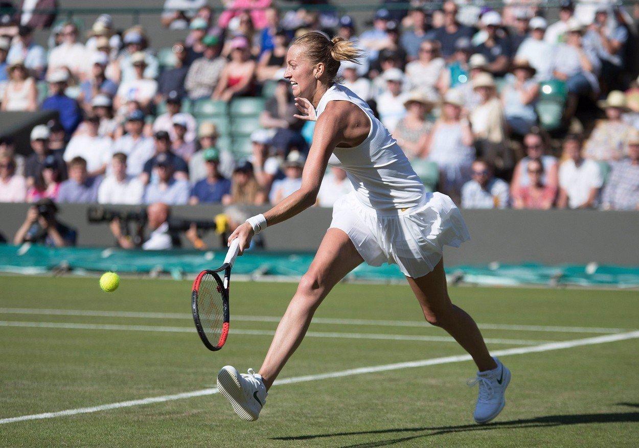 DO FINÁLE JI DOSTALA PNEUMATIKA! Proč Petra Kvitová hraje nejlepší tenis kariéry?