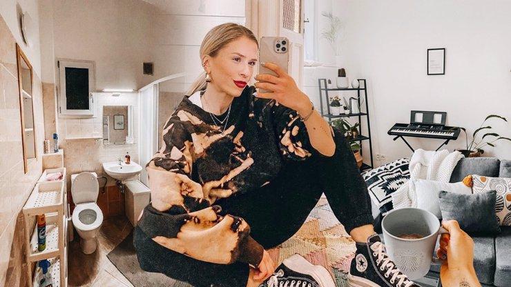 Takhle si bydlí Mariana Prachařová: Pochlubila se obřím obývákem a ryze dívčí koupelnou