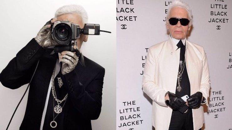 Tajemství rukavic Karla Lagerfelda (†85): Proč jste bez nich legendárního návrháře téměř nezahlédli?