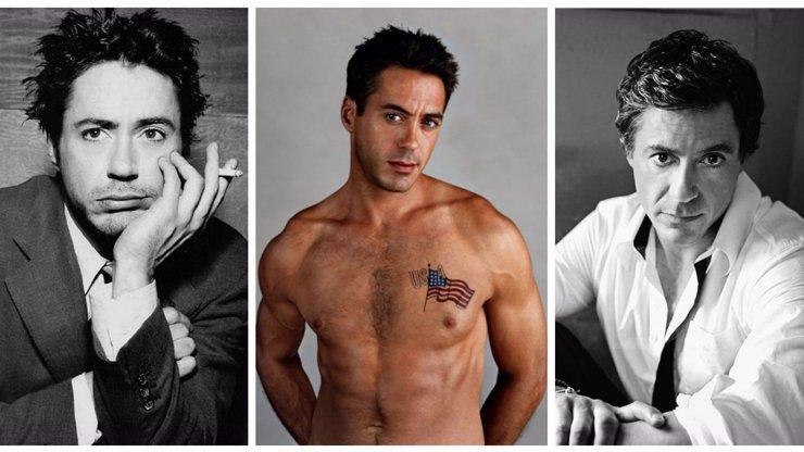 Herec Robert Downey Jr. dnes slaví 50. Tady je 10 sexy důvodů, proč ho tolik milujeme!