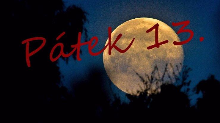 Zítra je pátek 13. a úplněk k tomu: Máme mít z téhle kombinace strach a na co se připravit?