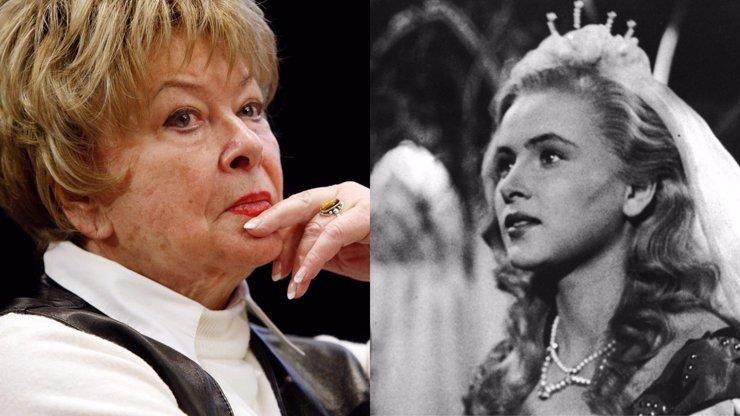 Žádná role jí nedělala problém: Jak šel čas s Pyšnou princeznou Alenou Vránovou