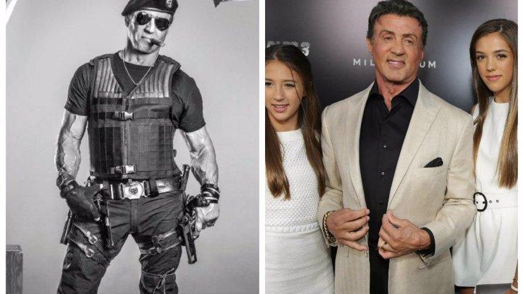 Sylvester Stallone a exkluzivní pohled na natáčení akčních scén: V čem tkví kouzlo jeho triků?
