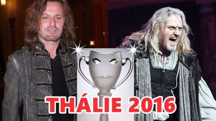 Rocker Pepa Vojtek je nominován na Cenu Thálie! Co na to říká?