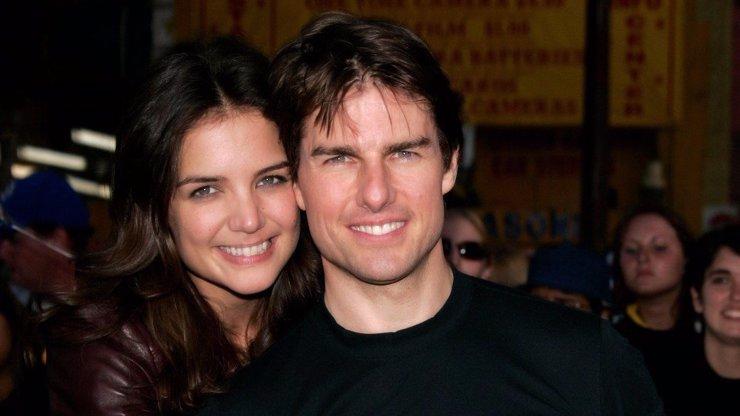 Katie Holmes o rozvodu s Tomem Cruisem: Z nejtěžšího jí pomohl milý taxikář