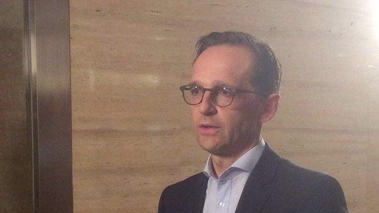 Útoky na německé ženy byly řízeny z jednoho centra, tvrdí ministr spravedlnosti Heiko Maas