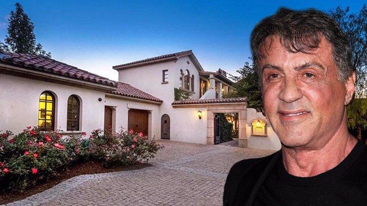Sylvester Stallone prodává svou vilu za miliony: Jak bydlel legendární Rocky