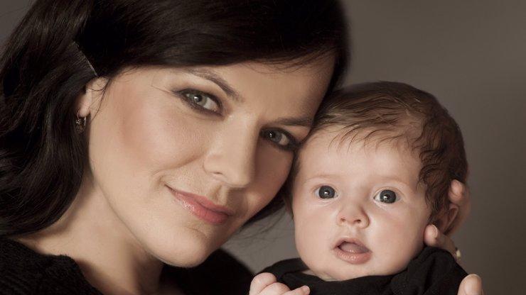 Marta Jandová se pochlubila svojí dcerou: Podívejte se na 3 nejroztomilejší fotografie malé Marušky