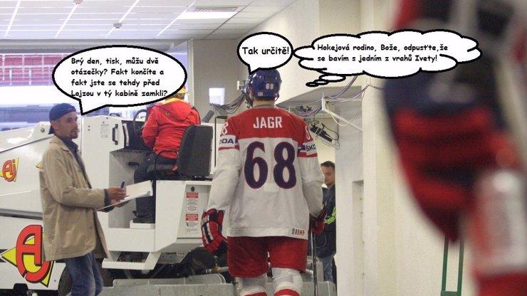 Sledovali jste eXtra online ČR - USA! Zápas a vše očima redakčních expertů na hokej, mužskou krásu a Jardův Facebook!