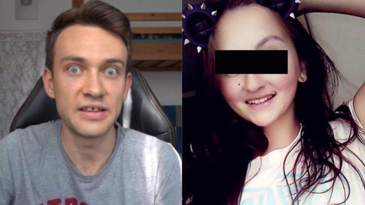 Ondra Vlček (22) se odkopal: Youtuber prozradil i to, jak to má s Verunkou (14)