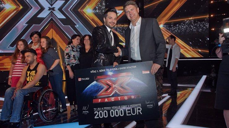 Překvapení ve finále X Factoru: Vyhrál multitalent Bažík! Češi byli za nazdárky!