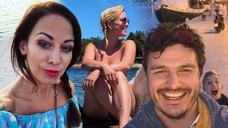 Prázdné Chorvatsko láká známé tváře: Roman z MasterChefa, Agáta i Patricie objevili nepoznané
