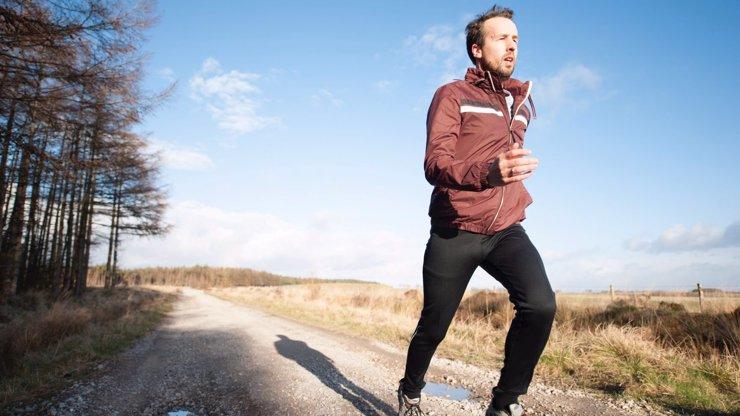 Jak si užít běhání na podzim a v zimě?