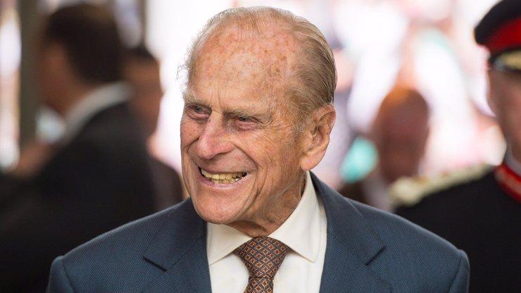 Princ Philip by slavil 100:  Nejvtipnější šlechtic se narodil na kuchyňském stole