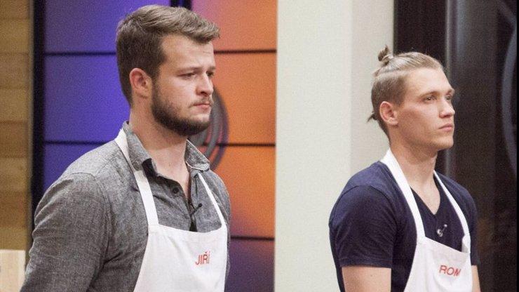 Kdo bude vítěz letošního Masterchefa? Jiří nebo Roman?