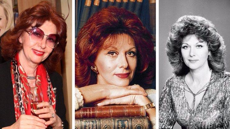 Televizní hlasatelka Saskia Burešová vypadá desítky let pořád stejně: Jaký je její tip na věčné mládí?