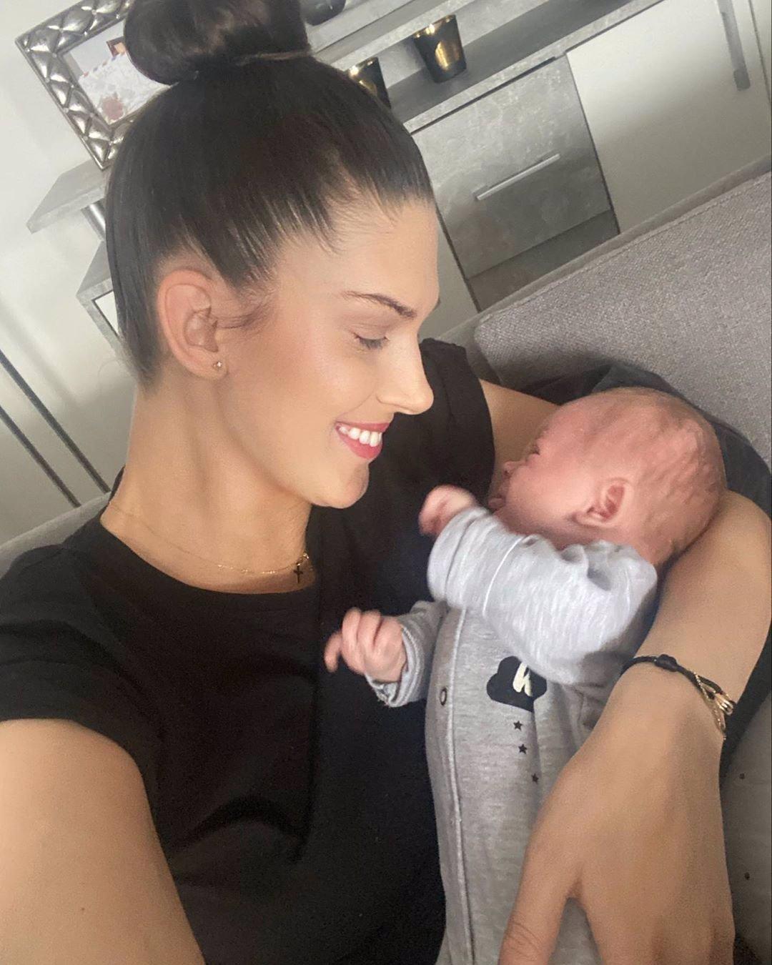 Miss Aneta Vignerová vypadá po porodu skvěle: Prozradila pár triků pro novopečené maminky