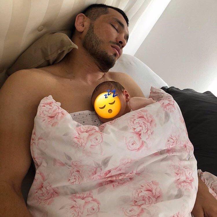 Monika Bagárová s Makhmudem Muradovem září štěstím: Poprvé vyvezli svou holčičku