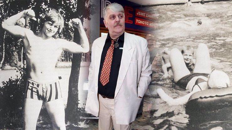 Před mafiánskou érou se Ivan Jonák živil jako dětský model: Od 13 let mě bavil ženský klín