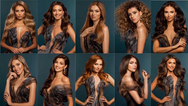 Miss Czech Republic 2020: Letošní konkurence je vysoká, která dívka má šanci uspět?