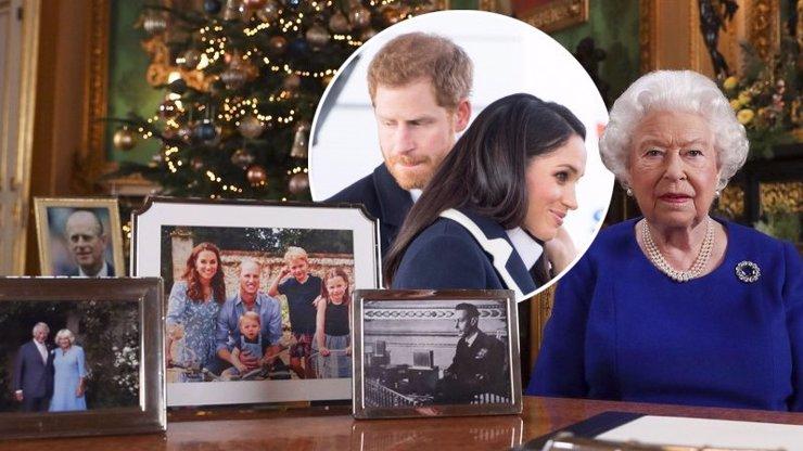 Královna se zlobí: Bude Archie na Vánoce bez prababičky? Harry a Meghan řeší, kde budou na svátky