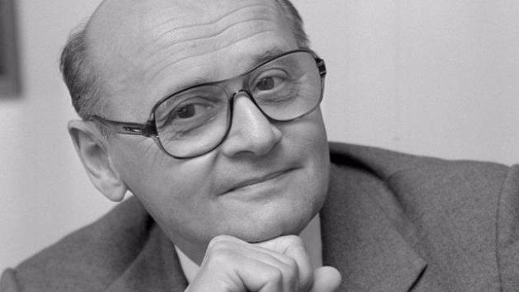 Režisér pohádky Ať žijí duchové! by oslavil 96. narozeniny. Oldřich Lipský zanechal studia a utekl k divadlu