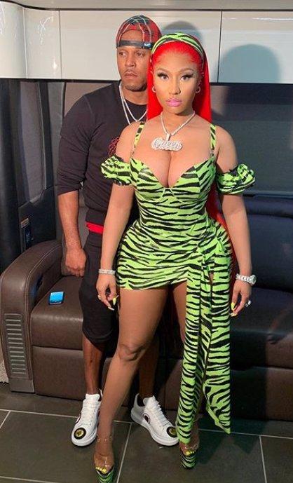 Manžel Nicki Minaj byl zatčen: Kenneth Petty se nezaregistroval jako sexuální delikvent
