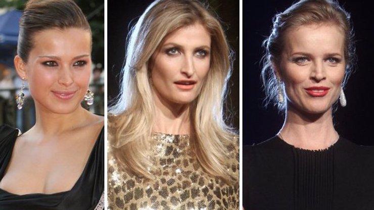 10 nejslavnějších českých modelek: Dělají charitu, okupují titulní strany a loví boháče. Co stojí za jejich úspěchem?