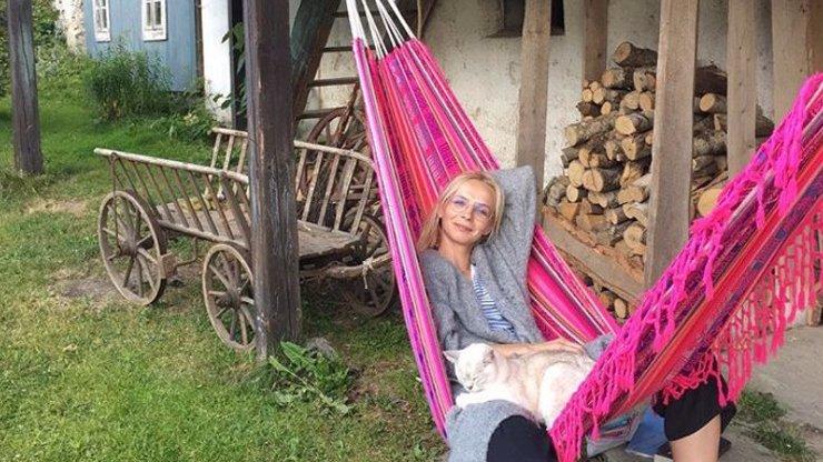 Jana Plodková miluje chalupaření: Má nové oblíbené aktivity
