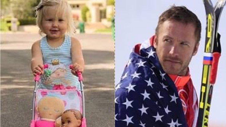 Otřesná tragédie: Slavnému sjezdaři Bodemu Millerovi se utopila dcera