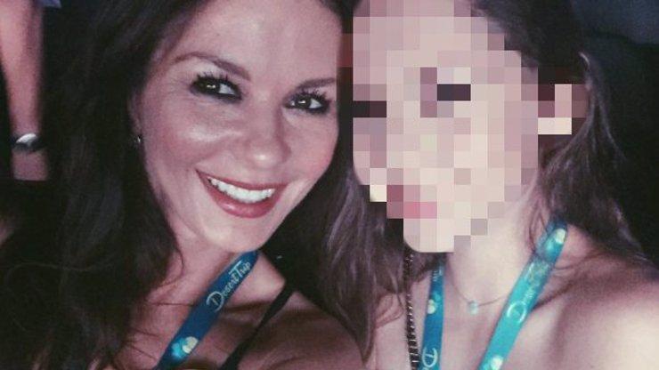 Tomu se říká podoba! Catherine Zeta-Jones si porodila vlastní klon, dcera jakoby jí z oka vypadla!