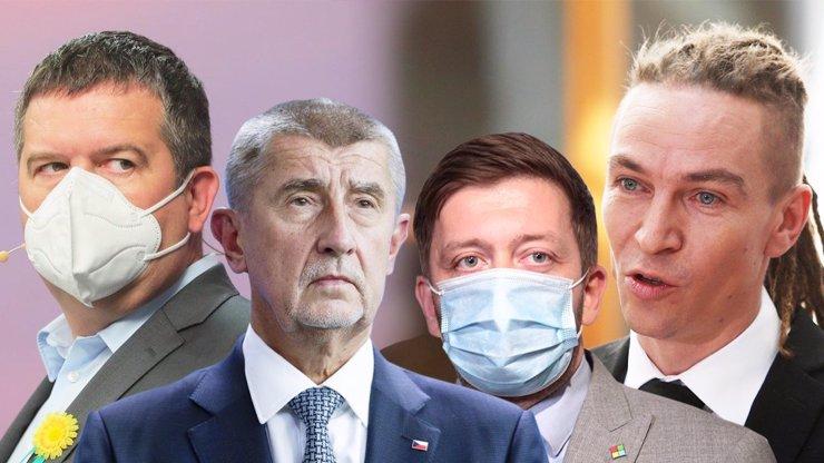 Babiš vs. opozice: Širší otevření škol je prvořadým úkolem, shodly se obě strany