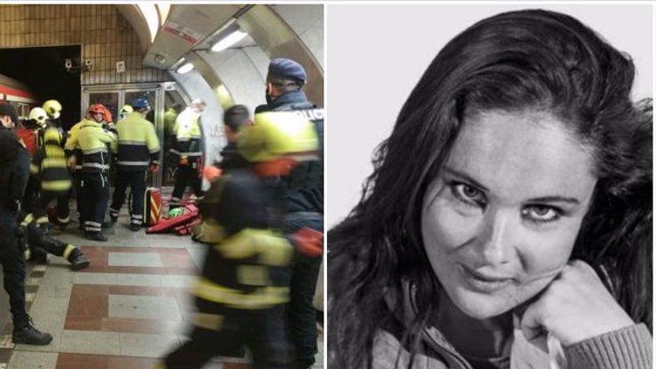 Sebevražda herečky Dagmar Teichmannové: Hasiči se ji snažili zachránit do poslední chvíle