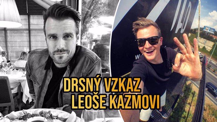 Leoš Mareš se tvrdě opřel do Kazmy: Chtěl po mně miliony, teď ze sebe dělá národního hrdinu!